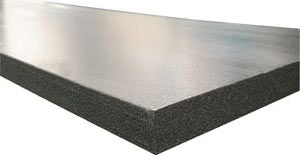 SilverGlo™ crawl space wall insulation available in Westport
