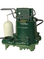 cast-iron zoeller sump pump systems available in Westport, Ontario
