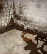 basement flooding issues in south eastern ontario including
